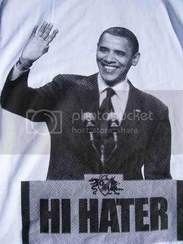 obama hi hater